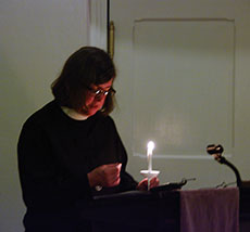 Pet Candle Lighting Ceremony - Reverend Kate